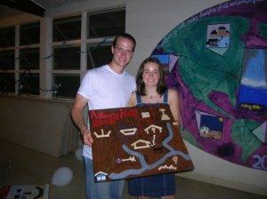 Jessica and Josh