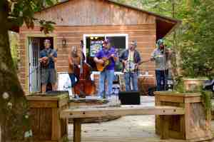 West End String Band