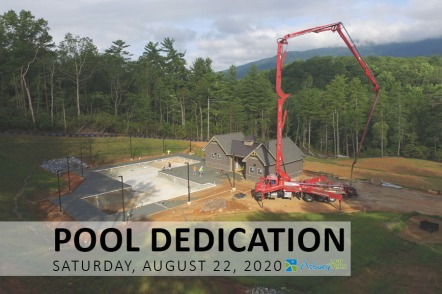 Pool Dedication image1
